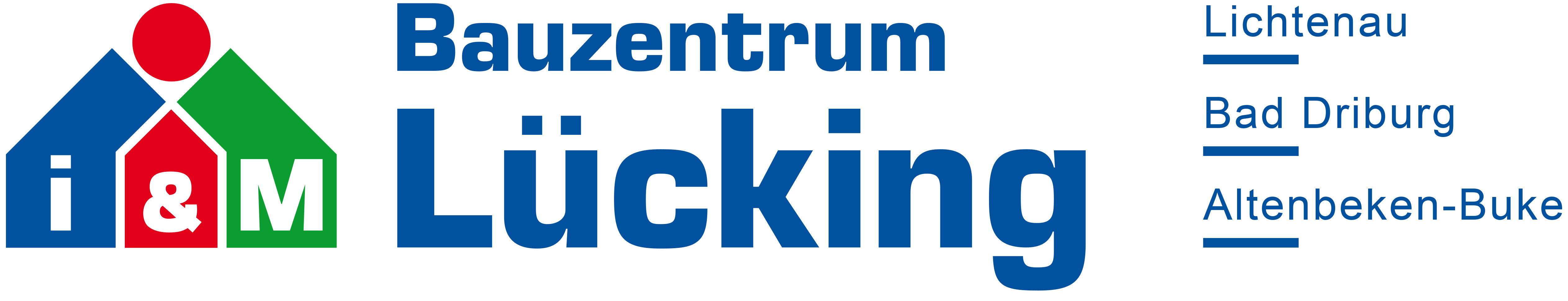 Lücking Bauzentrum Logo